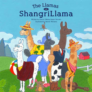 The Llamas of ShangriLlama Book